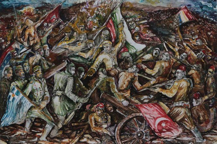 Трагедия и слава - втора Балканска война (филм и статия)