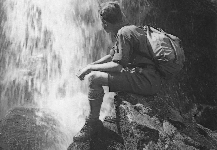 Михаил Кръшняк – Човекът и планината