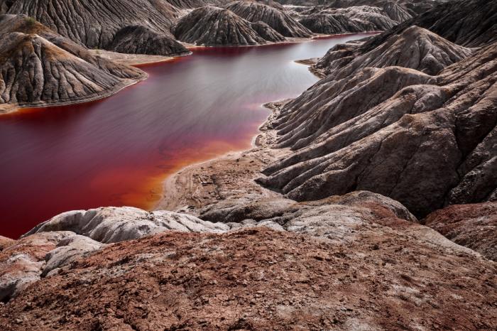 Какво точно се е случило с водата на Марс?