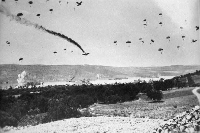 """Балканската кампания през Втората световна война. Част ІІ - Операция """"Марита"""""""