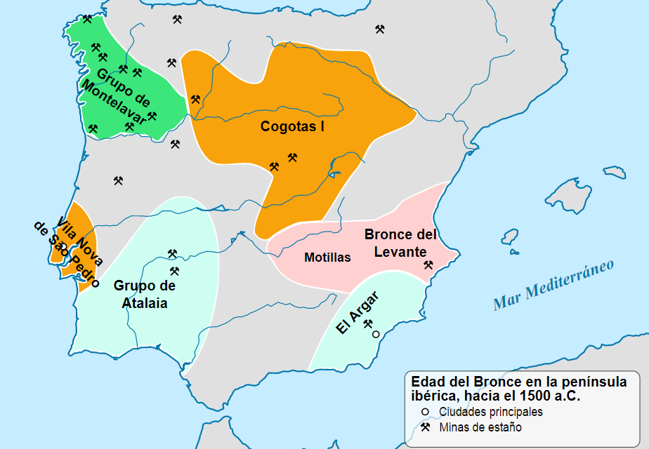 Жените може би са властвали над древна култура в Испания