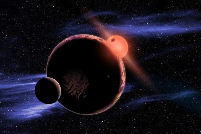 Нова супер-Земя е открита в орбита около червена звезда джудже
