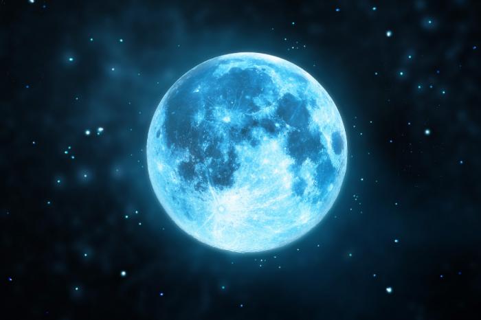 Преди милиарди години Луната е имала собствена атмосфера