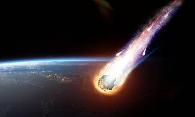 Древен метеорит прелита ниско над Антарктида преди 430 000 години
