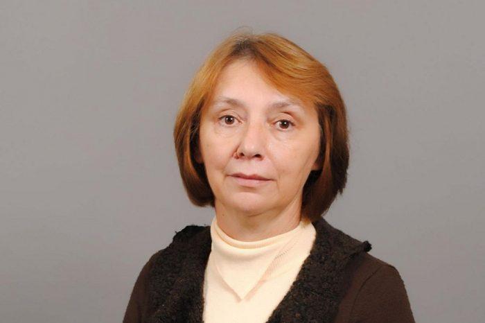 Проф. Лучия Антонова-Василева, директор на Института за български език