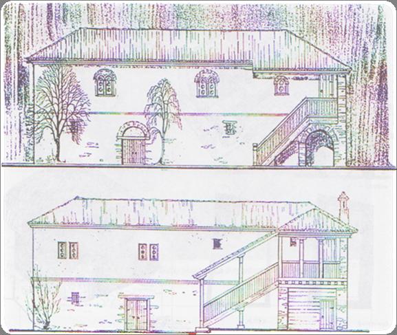 Домът в града и селото в средновековна България