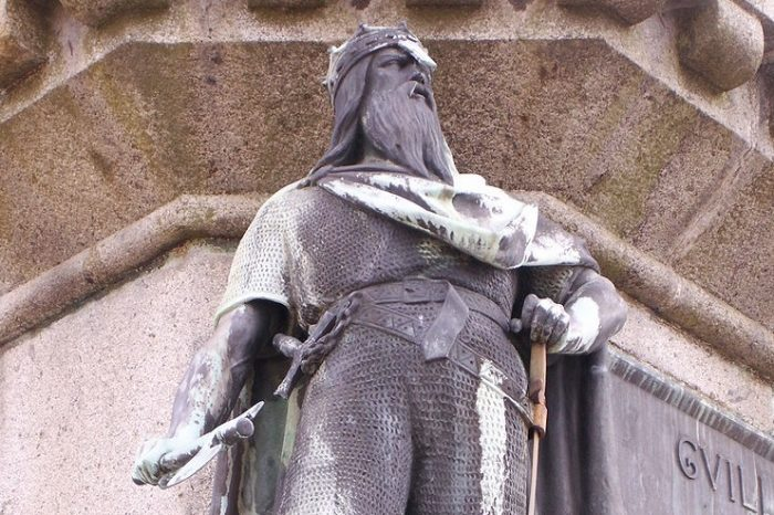 Роло, основателят на херцогство Нормандия и неговите наследници