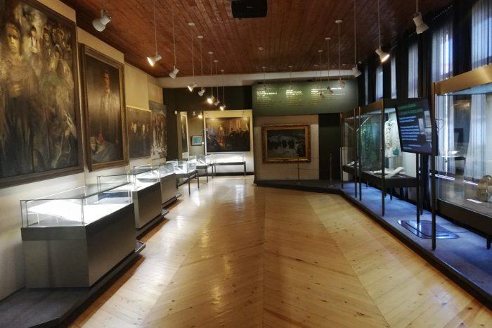 Дора Чаушева –  музея на Апостола в Карлово от 1986 г.