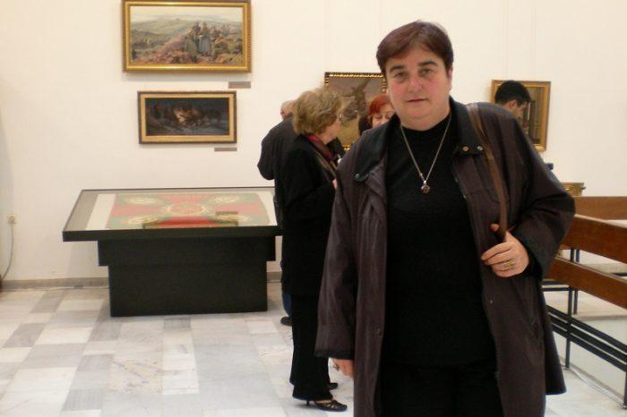 """Интервю с Радка Пенчева, завеждащ музей """"Емилиян Станев"""" във Велико Търново"""