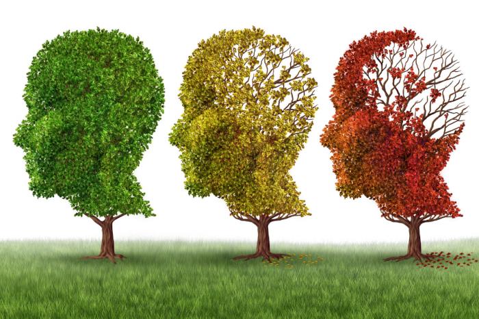 Връзката между делириум и деменция