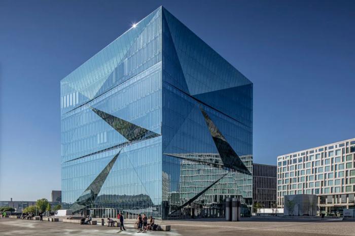 Пет открояващи се еко-сгради в Европа