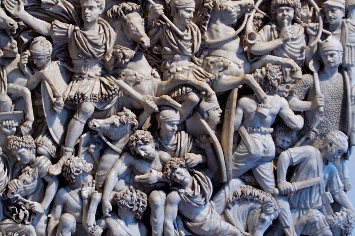 Дунавският лимес - бариерата между римския и варварския свят