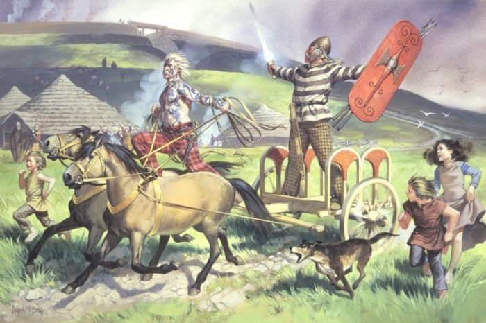 Келтите - търговия, изкуство и война