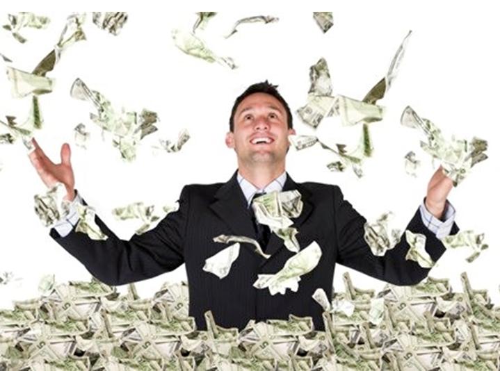 За парите и щастието