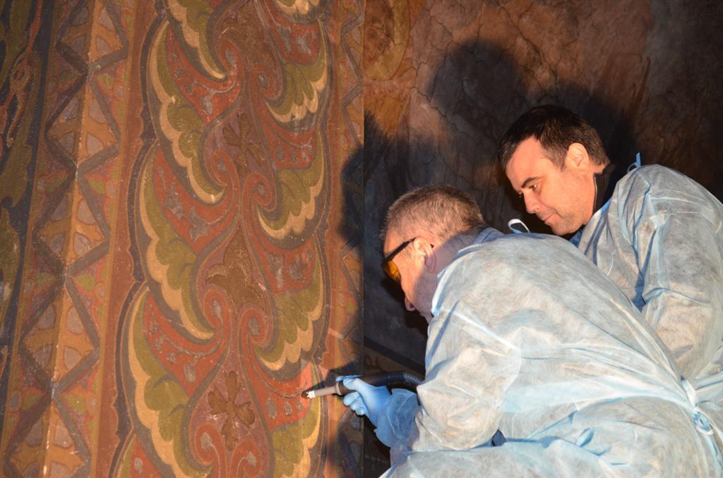 Български реставратори разработват нови технологии