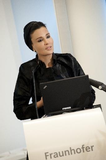 Една жена възражда арабската наука