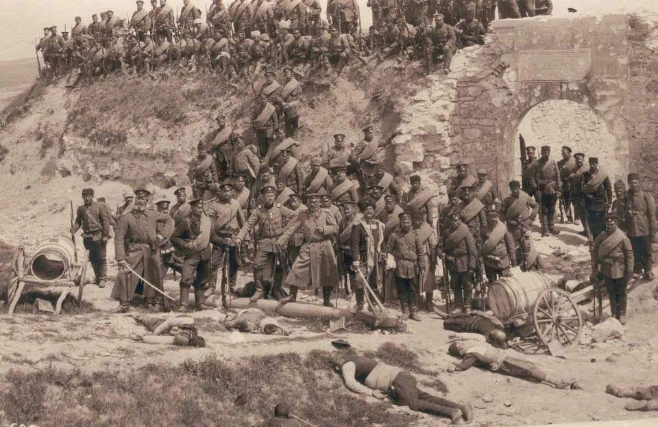 100 години от Одринската епопея