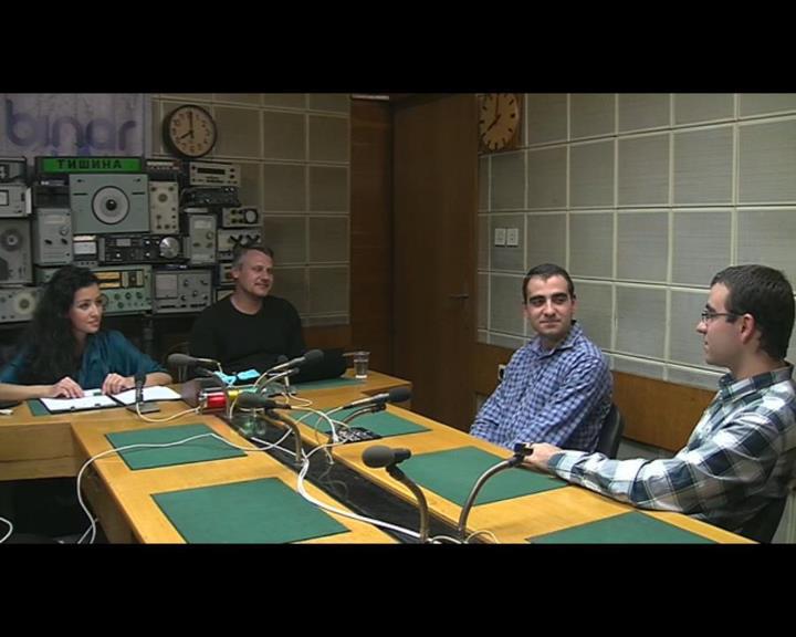 """""""Рибен буквар"""" и """"БГ Наука"""" на 15.02.2013"""