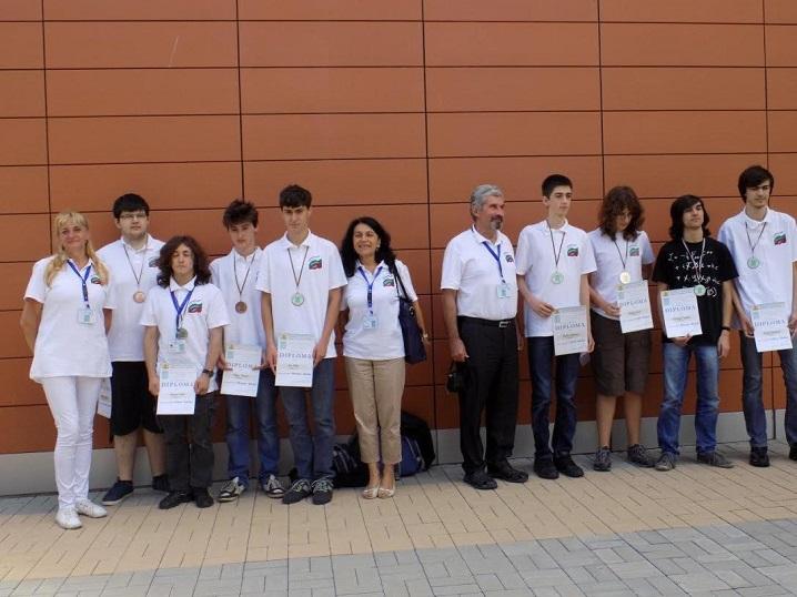 8 медала за българския отбор по информатика на Балканската олимпиада