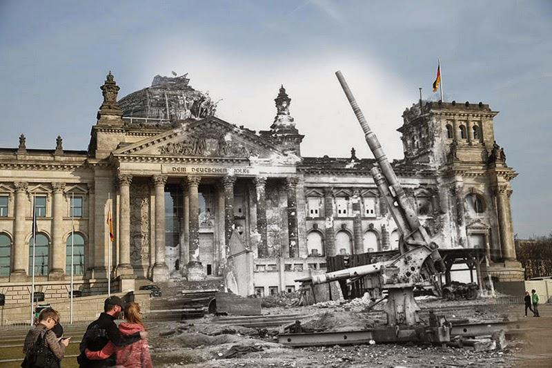 Видео: Берлин преди и след Втората световна война