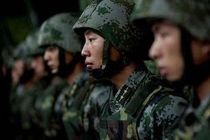 Процес на изграждане на C4ISR системи на народна освободителна армия