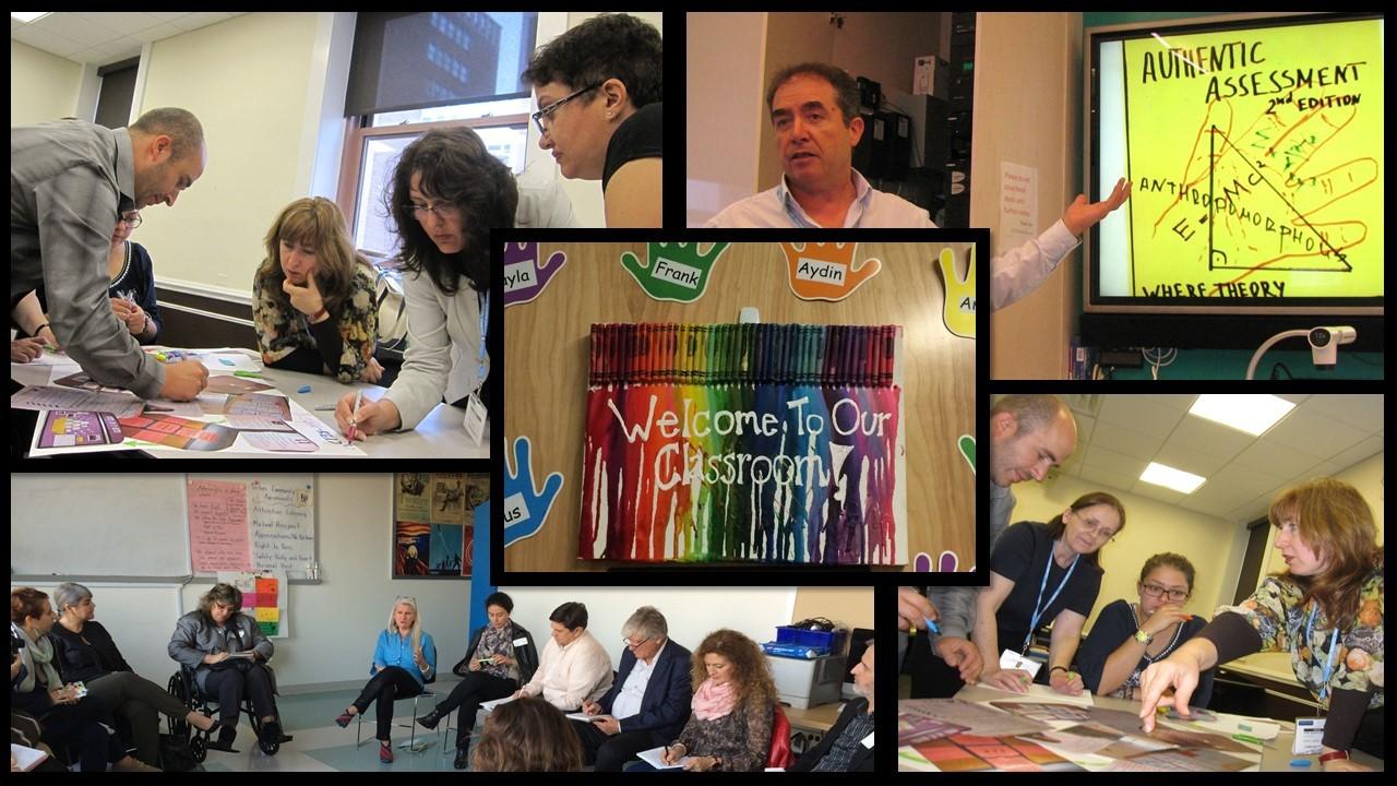 Обмяна на опит между български директори на училища и американските им колеги