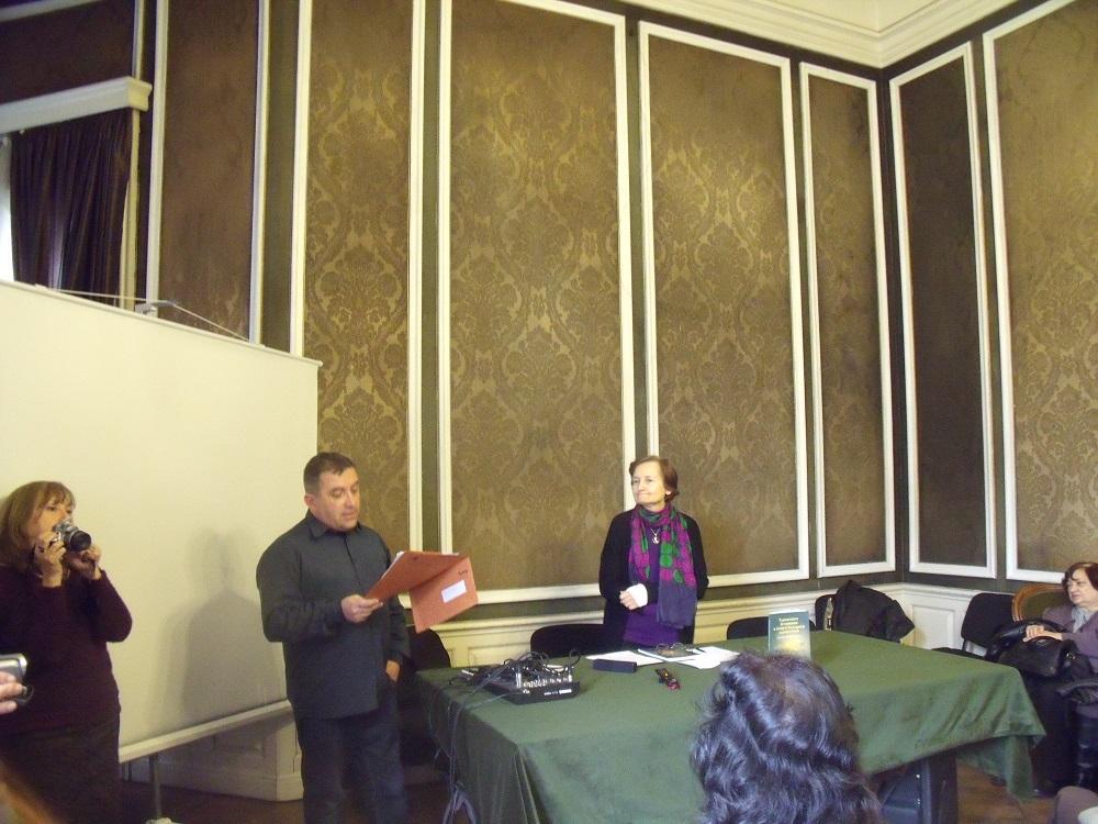Изследвания за хърватските бугарщици събра в нова студия проф. Стефана Стойкова