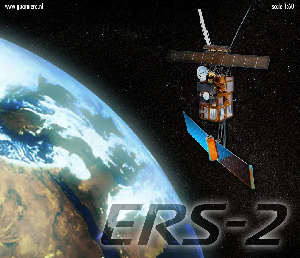 20 години ERS (European Remote-Sensing Satellites) мисии