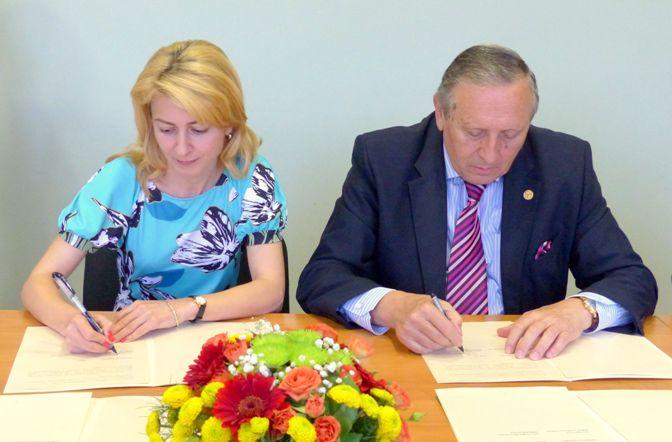 БАН подписа Споразумение за сътрудничество с Община Габрово