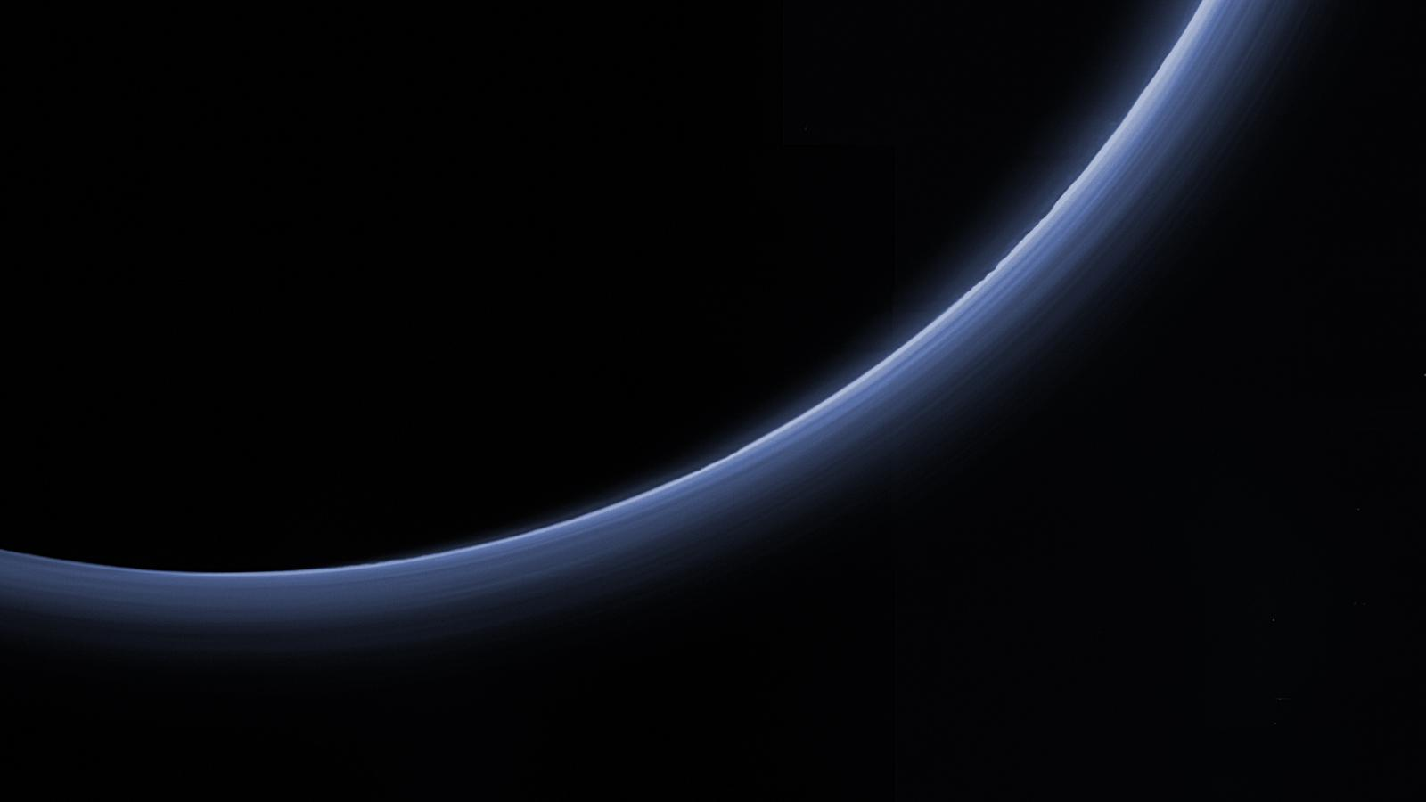 Плутон губи по-малко атмосфера, отколкото мислехме