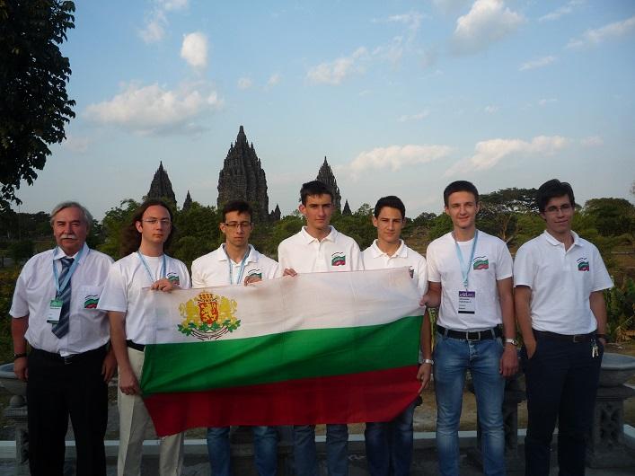 България спечели един златен и два бронзови медала по астрофизика