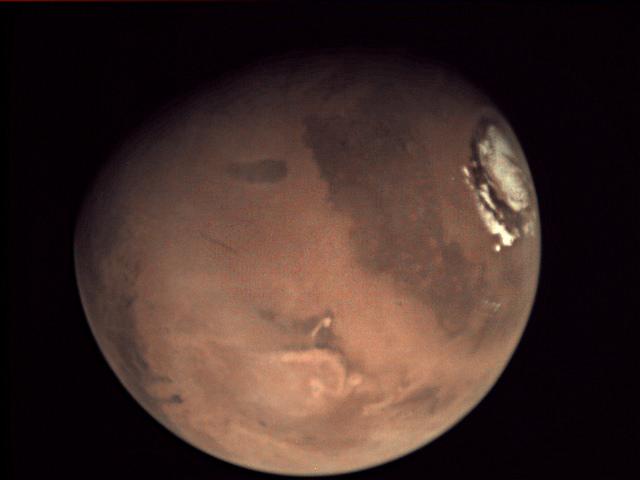 Марсианската уеб камера отново работи!