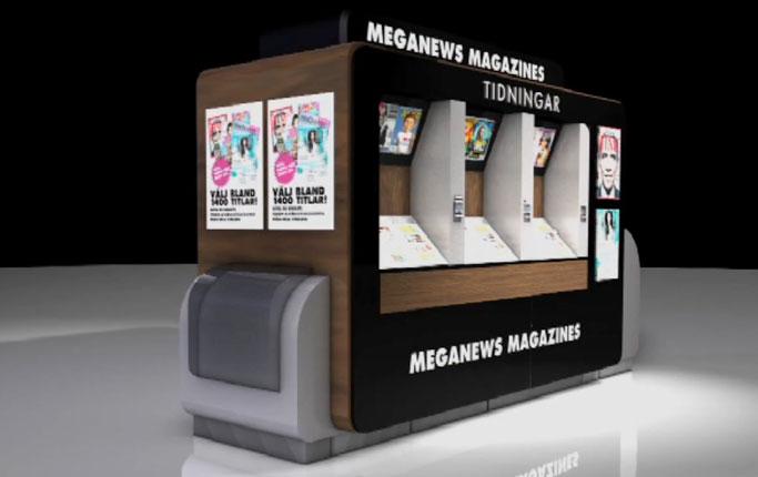 Технологията Meganews ще замени РЕП-овете в Швеция