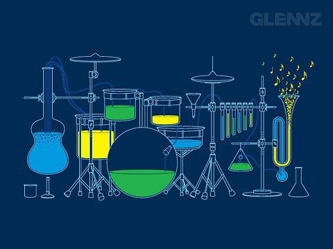 Учен превръща всеки елемент от периодичната таблица в музика