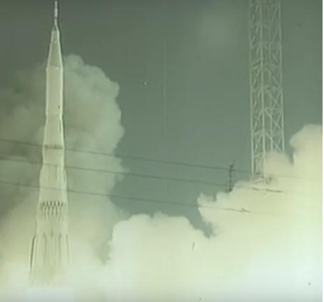 Вижте уникални кадри от съветската лунна ракета Н1!