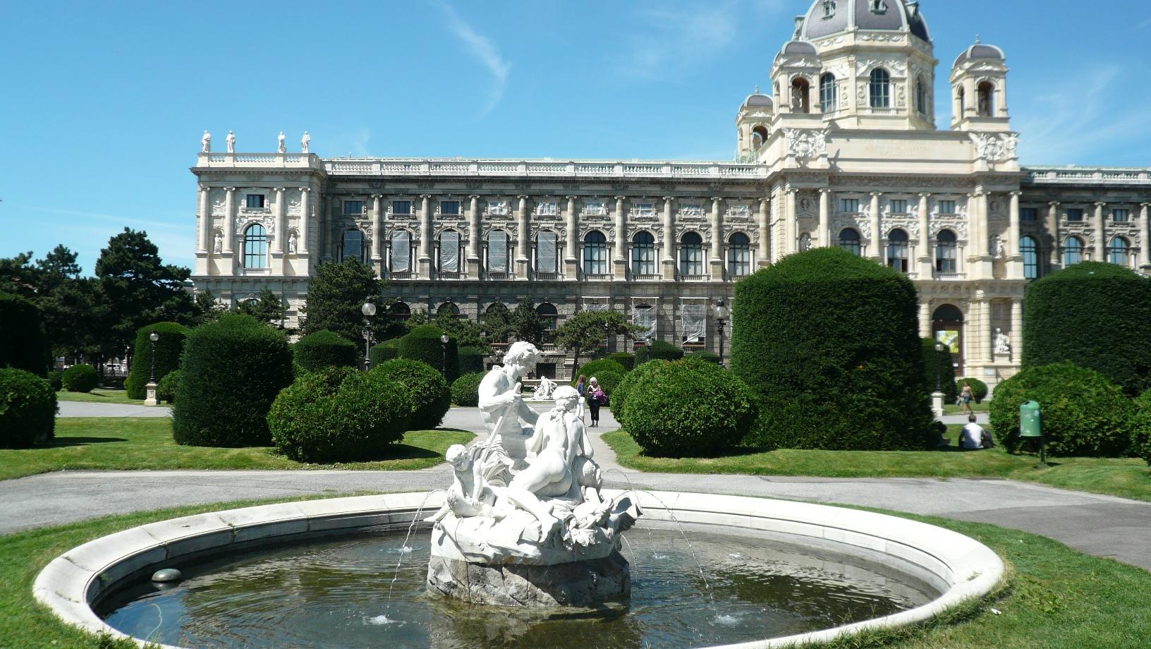 Природо научен музей Виена