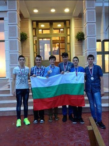 Олимпийският отбор по математика донесе 6 медала от Младежката балканска олимпиада