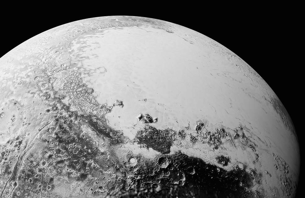 Ню Хърайзънс изпрати нови снимки на Плутон!