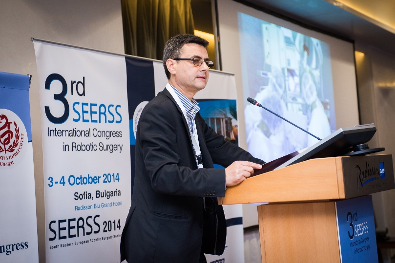 За първи път България бе домакин на международен конгрес по роботизирана хирургия