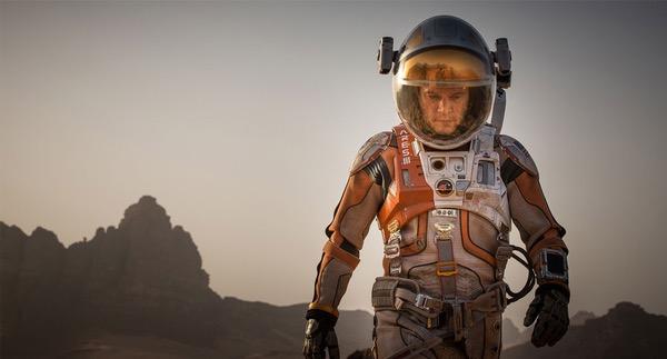 Марсианецът на Ридли Скот