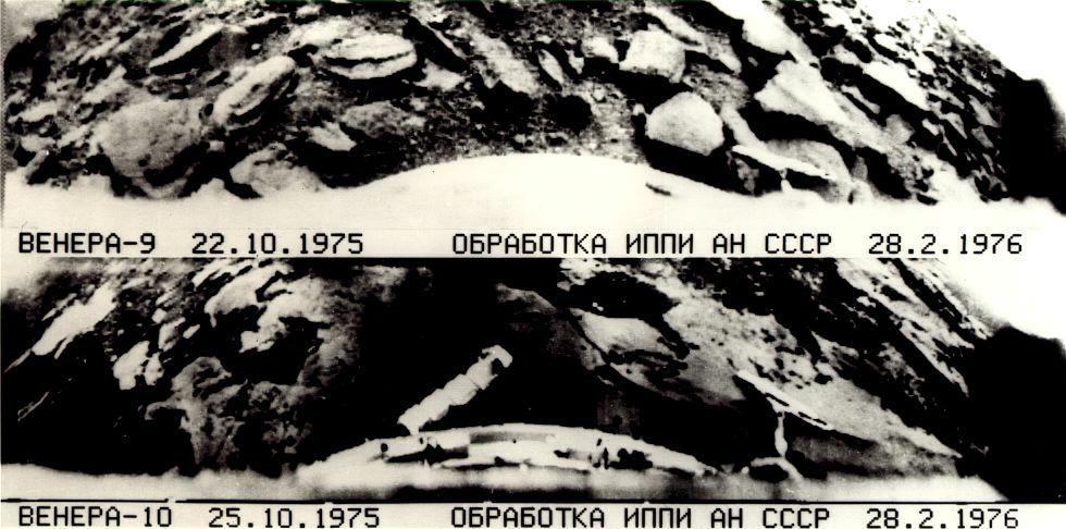 История на наблюденията и полетите до Венера