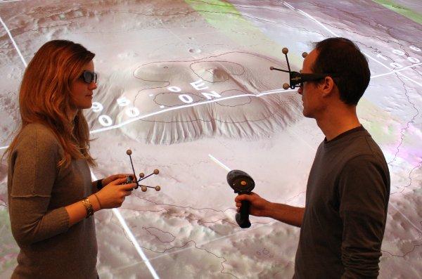 Стари данни от Марс рисуват нова реалност