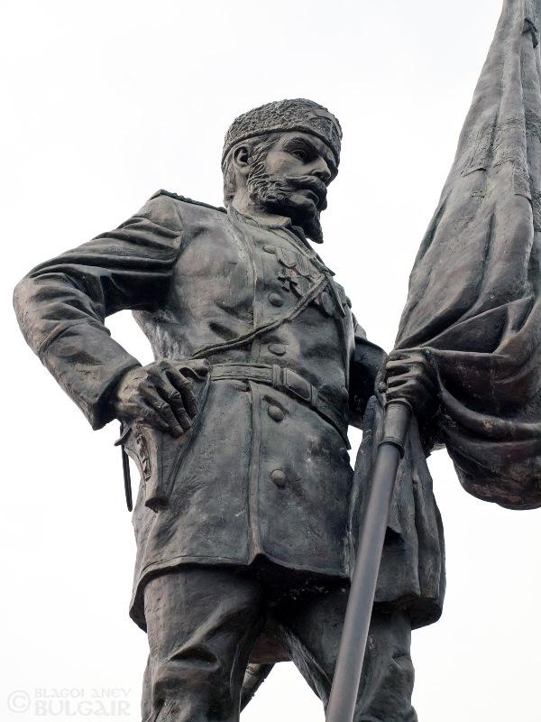 Паметник на българските опълченци в София