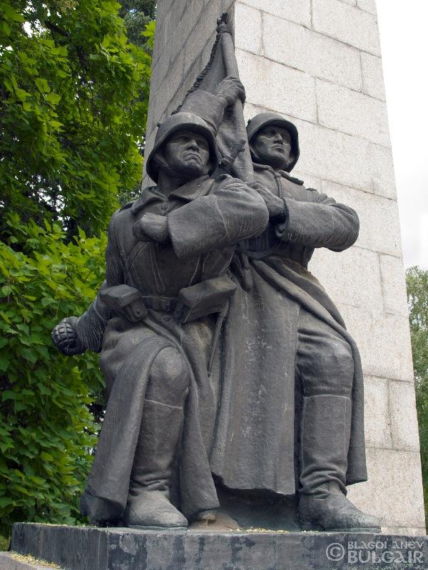 Военен паметник във Велинград
