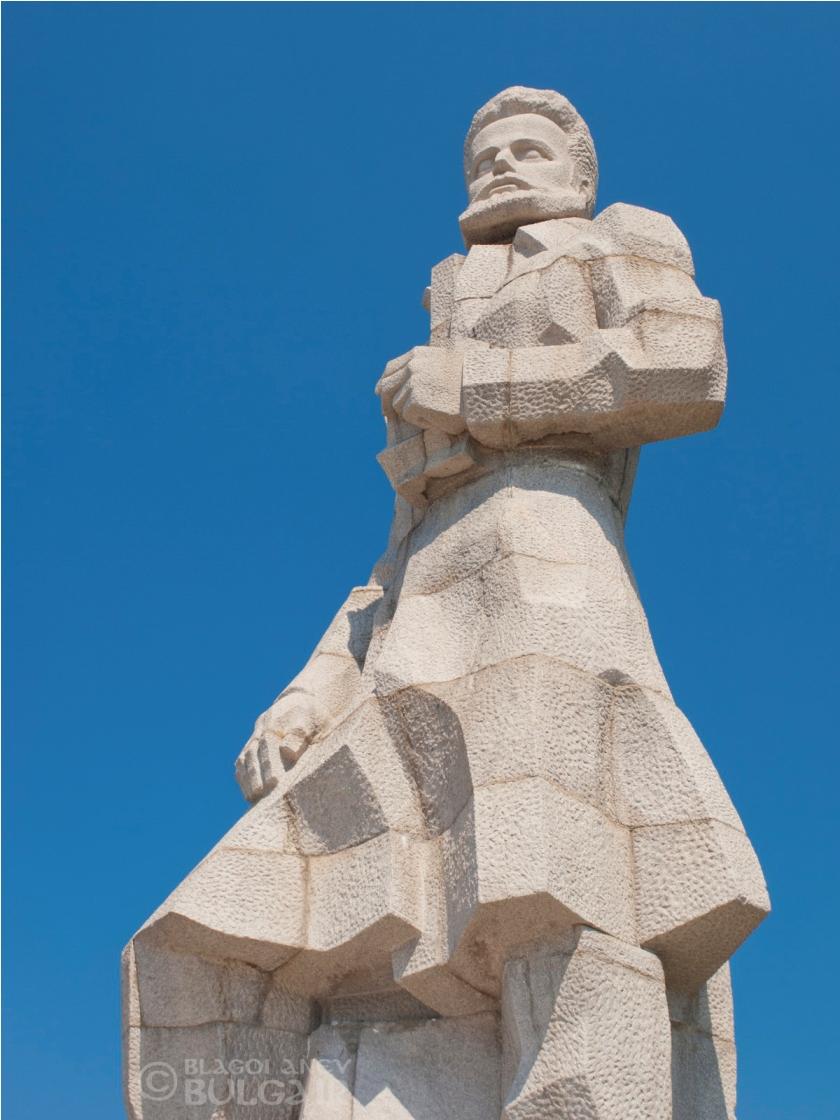 Паметник на Христо Ботев в Калофер