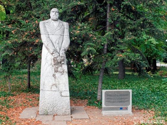 Паметник на Найден Геров в град Пловдив