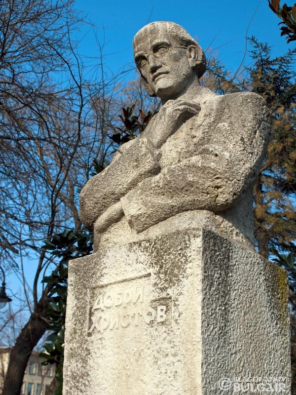 Паметник на Добри Христов във Варна