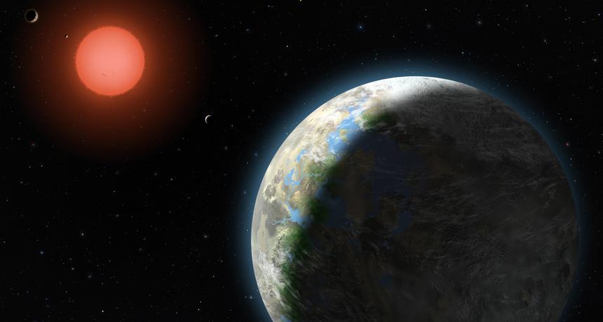 Две планети смятани за благоприятни за живот, всъщност може би не съществуват