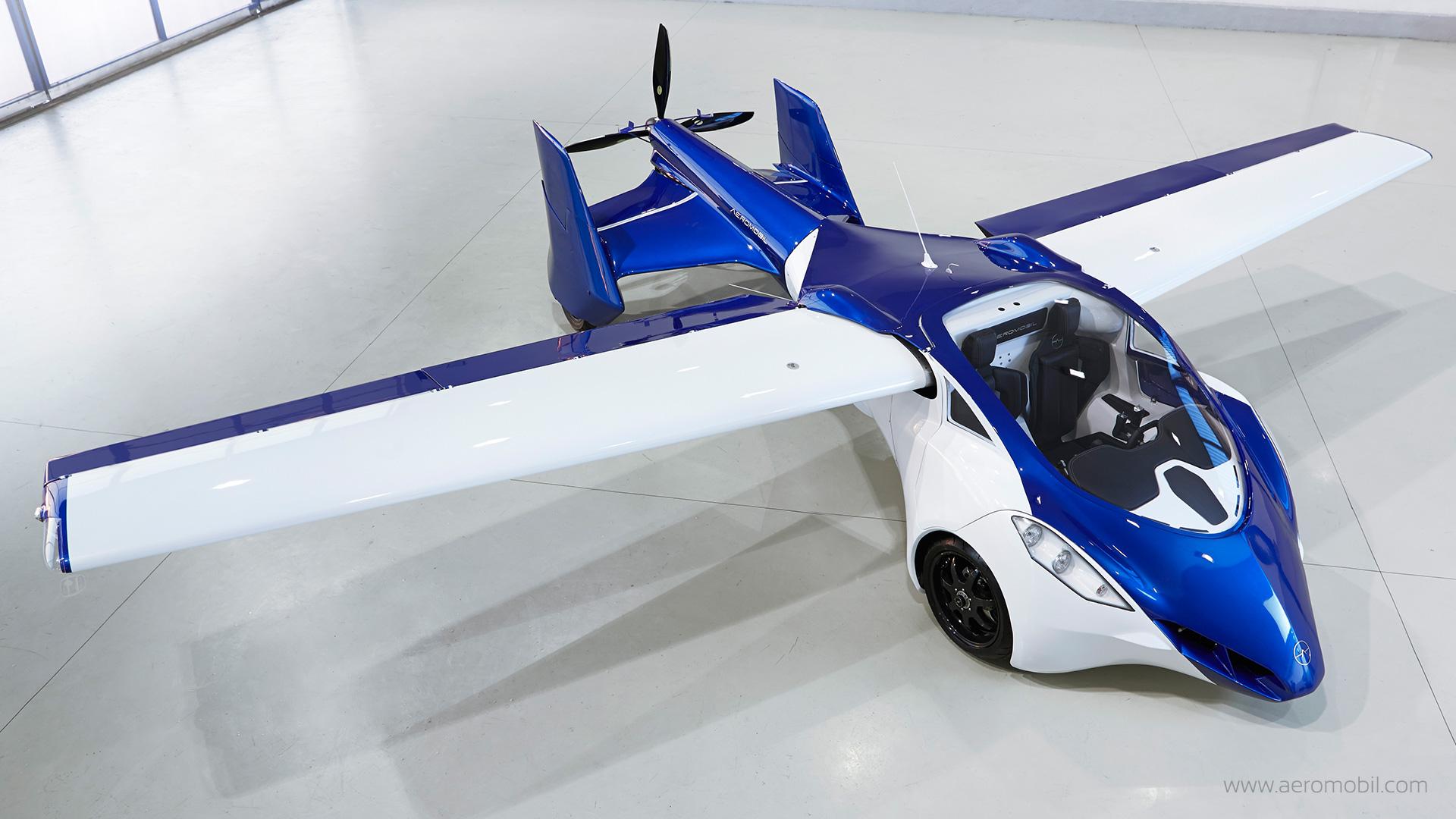 Идва ли времето на летящите коли?