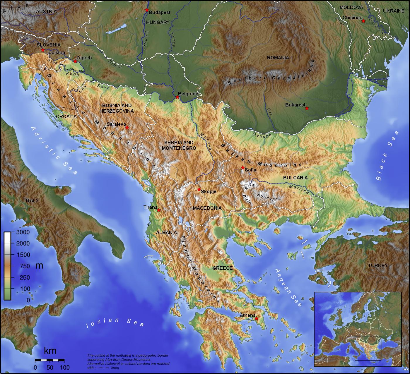 Балканските държави залагат все повече на науката